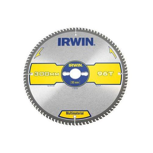 Tarcza do pilarki tarczowej 300mm/96t/30 śr. 300 mm 96 z marki Irwin multimaterial