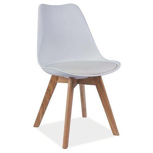 Signal Krzesło z poduszką kris buk