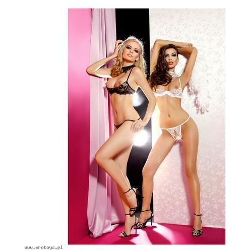 Anais apparel luxury (pl) Hope komplet biały s (5908261611490)