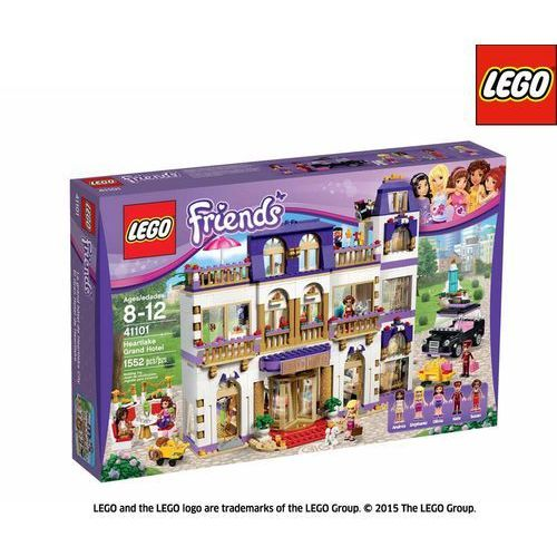 OKAZJA - Lego FRIENDS Friends grand hotel w heartlake 41101