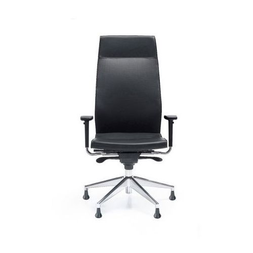 Fotel gabinetowy Active 11SL chrom P48 PU Profim