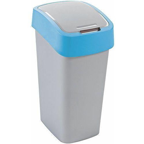 Kosz na śmieci do segregacji niebieski 10l marki Curver