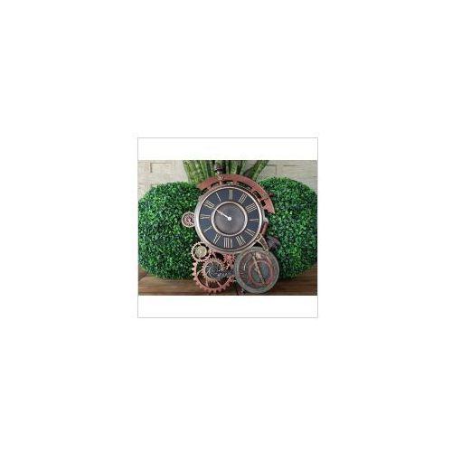 Steampunk astrolabium – zegar ścienny (wu77046a4) marki Veronese