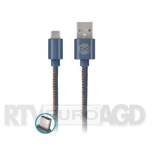 Kabel Forever type-C jeans, 8_2211523