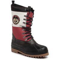 Śniegowce - heritage mens duckboot em0em00305 rwb 020 marki Tommy jeans
