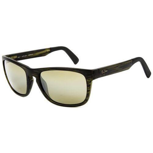 Maui jim Okulary słoneczne south swell polarized ht755-15m