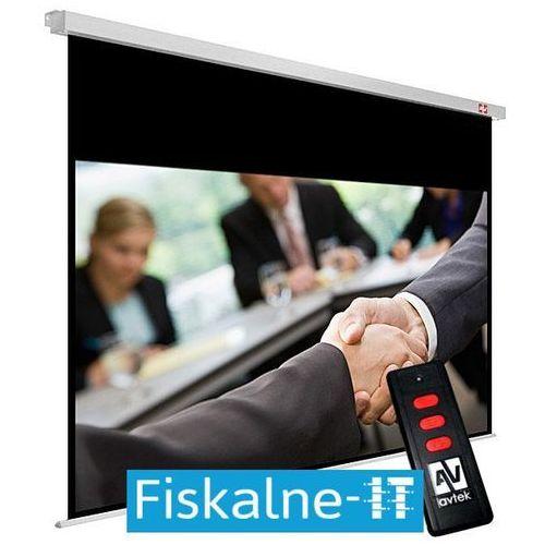 Ekran elektryczny  business electric 240 marki Avtek