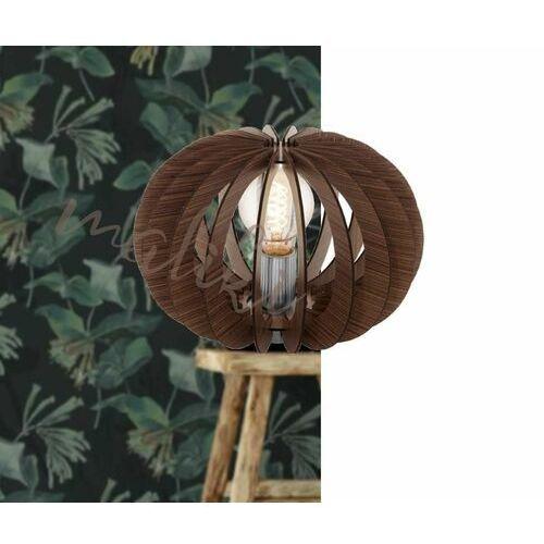 Lampa stołowa w stylu boho 1xe27 Ø30 marki Eglo