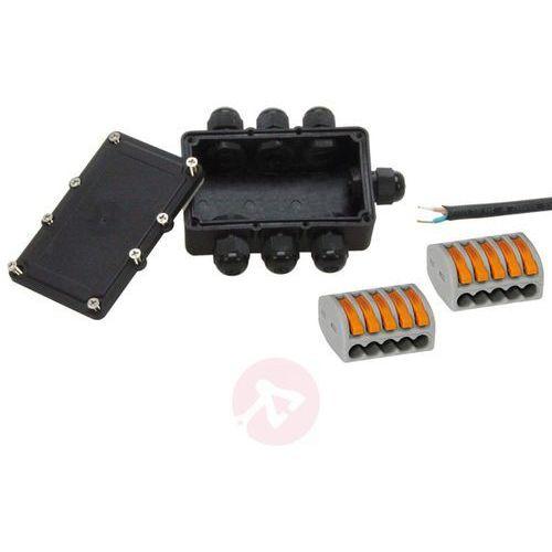 6-torowy rozdzielacz 12V IP68 (4002940210408)