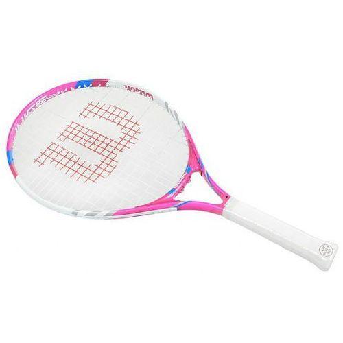 Wilson Rakieta do tenisa ziemnego  juice pink 25