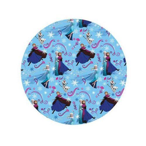 Dekoracyjny opłatek tortowy frozen - 20 cm - 14 marki Modew