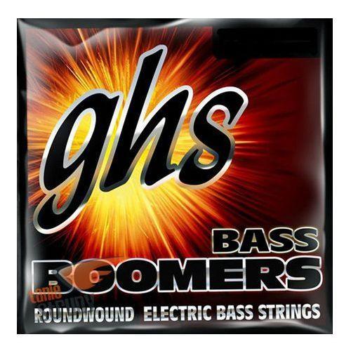 GHS Bass Boomers struny do gitary basowej 6-str. Medium Light,.030-.126