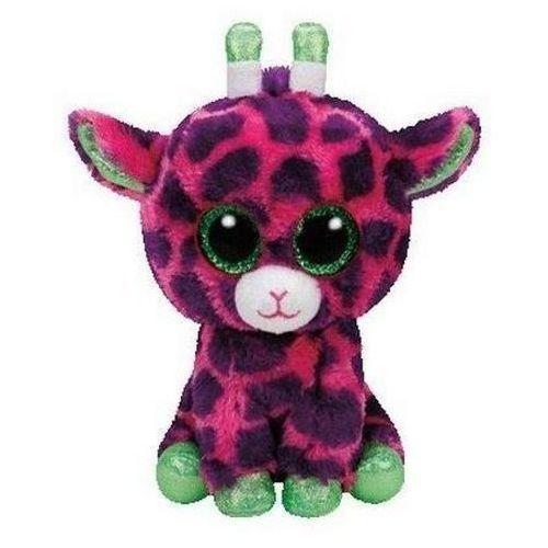 Ty beanie boos gilbert - różowa żyrafa 15 cm (0008421372201)