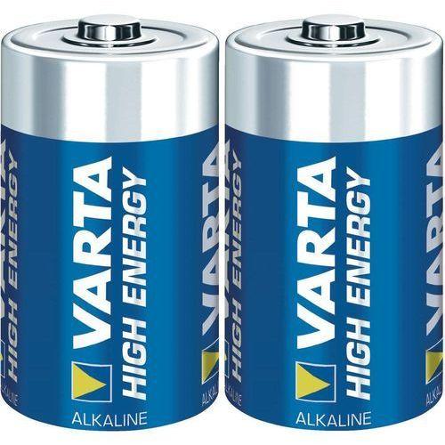 2 x  high energy lr20/d 4920 (blister) od producenta Varta