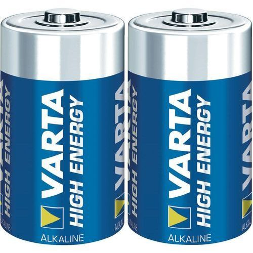 2 x Varta High Energy LR20/D 4920 (blister), W24