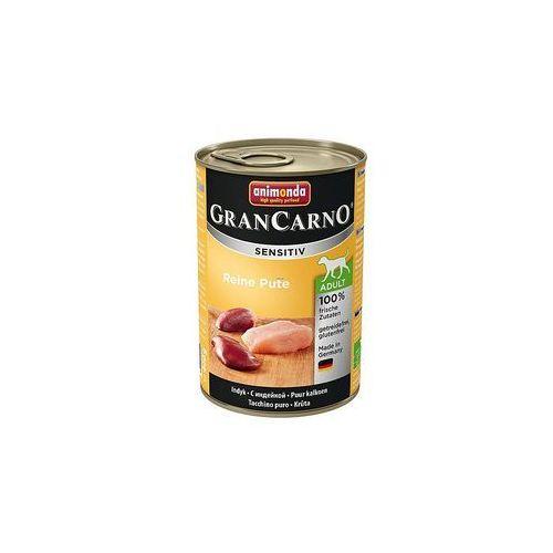 Animonda grancarno sensitiv smak: indyk 12x400g (4017721824149)