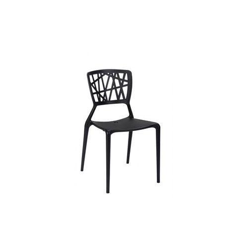 Modesto design Krzesło modesto vind czarne - czarny