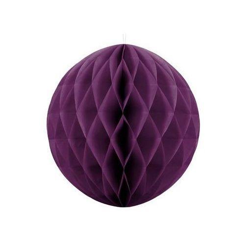 Ap Dekoracja wisząca kula ciemne winogrono - 40 cm - 1 szt.