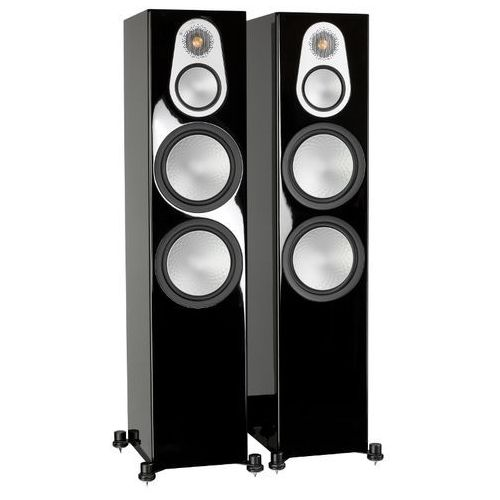 Monitor audio  silver 500 kolor: czarny