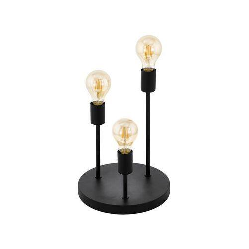 Eglo 43065 - Lampa stołowa WILMCOTE 3xE27/60W/230V (9002759430658)