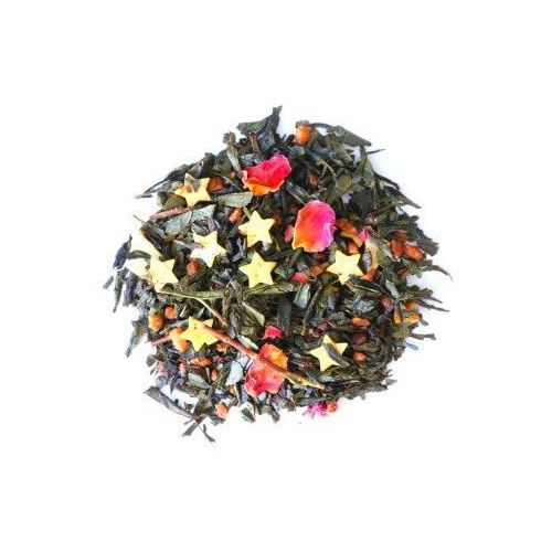 Herbata zielona o smaku mleczna droga 140g
