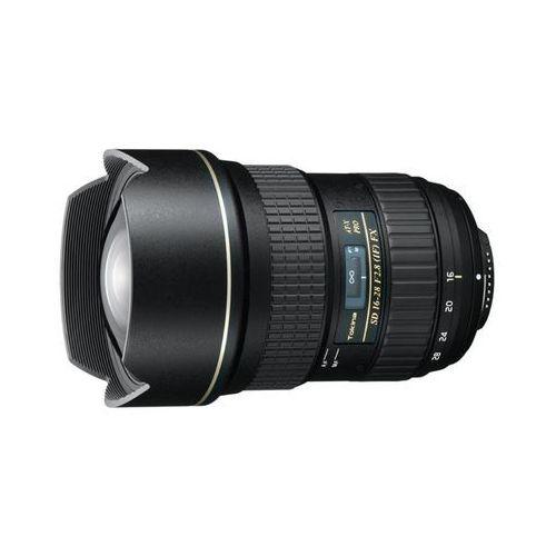 Tokina AF 16-28mm f/2,8 AT-X PRO FX SD (Canon) - przyjmujemy używany sprzęt w rozliczeniu | RATY 20 x 0%