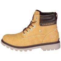 Carrera jeans Buty do kostki botki męskie - tennesse_cam721000-85