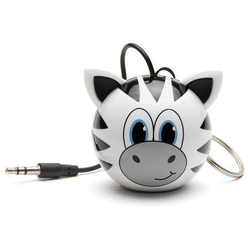 Głośnik przewodowy minibuddy zebra marki Kitsound