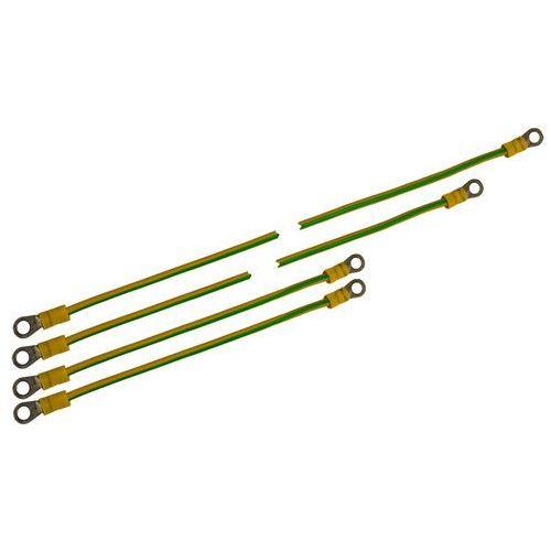 """Zestaw przewodów uziemiających do szaf RACK19"""" typu RW Pulsar RAPU-W, RAPU-W"""