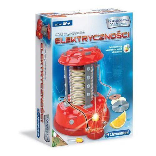 CLEMENTONI Odkrywanie elektryczności (8005125608867)