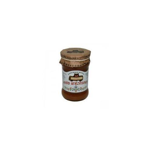 Kosecki Miód wrzosowy 375 g kaszubskie miody