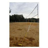 Zestaw do gry w siatkówkę plażową BEACH VOLLEYBALL SET