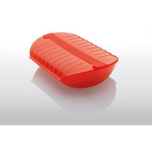 Naczynie do pieczenia Luki 650 ml czerwone, 3400600r10u004