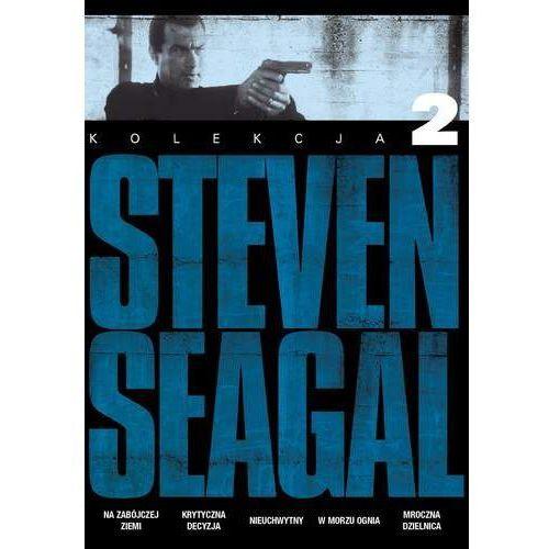 Steven Seagal. Kolekcja 2 (DVD) - Steven Seagal, John Gray, Andrzej Bartkowiak DARMOWA DOSTAWA KIOSK RUCHU