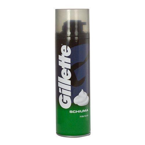 Gillette Shave Foam Menthol 300ml M Pianka do golenia
