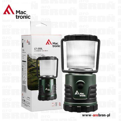 Lampa kempingowa  lt-250l - latarka turystyczna - czas pracy do 9 dni, 250 lumenów marki Mactronic