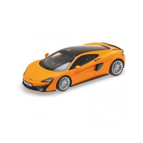 Minichamps Mclaren 570 gt (mclaren orange) - darmowa dostawa!!!