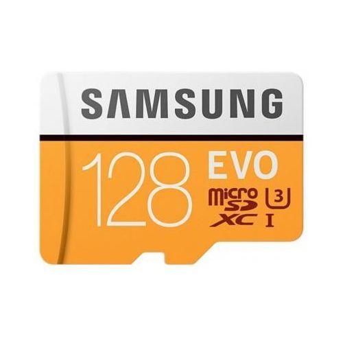 Karta pamięci evo microsdxc 128gb marki Samsung