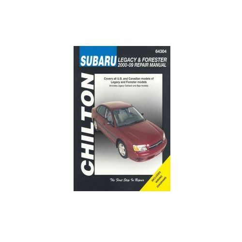 Subaru Legacy/Forester (99 - 09) (Chilton USA)