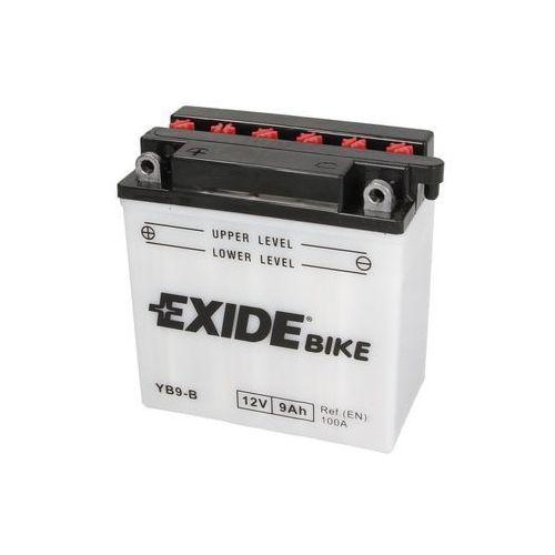 Akumulator bike yb9-b marki Exide