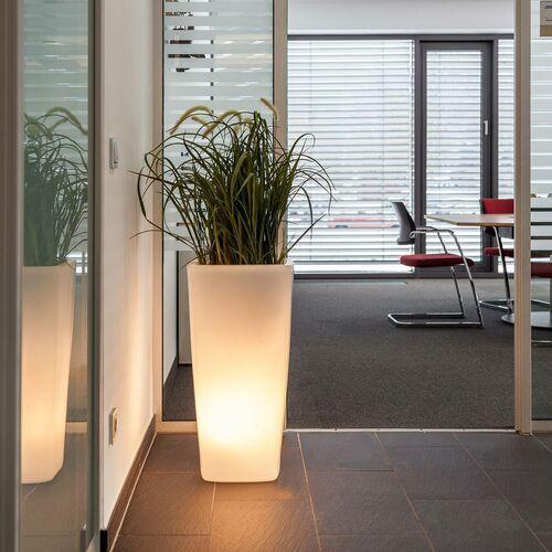 Degardo Lampa dekoracyjna trevia v donica, biała (4055661001381)