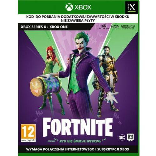 Fortnite Kto Się Śmieje Ostatni (Xbox One)