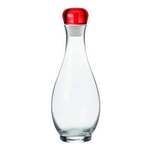 Guzzini Dozownik do oliwy lub octu gocce czerwony 1000 ml (8008392156857)