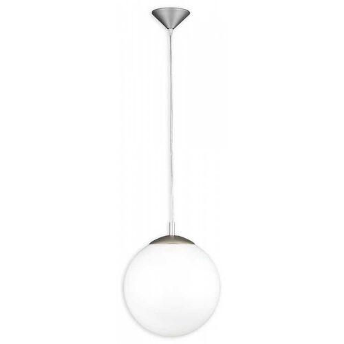 Lemir Kula pełna d30 lampa wisząca 1-punktowa biała o1832 k_1