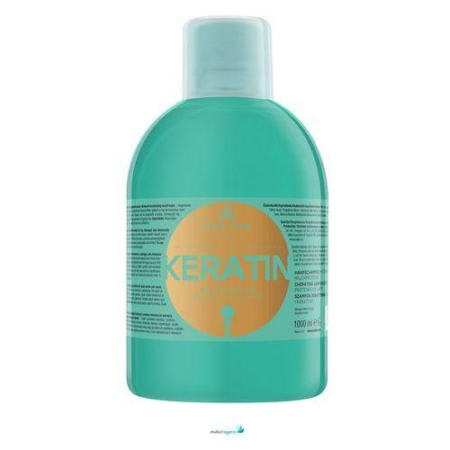 Kallos Keratin Shampoo With Keratin And Milk Protein - Kallos Keratyna Szampon do włosów z keratyną i proteiny mlecznej, 1959