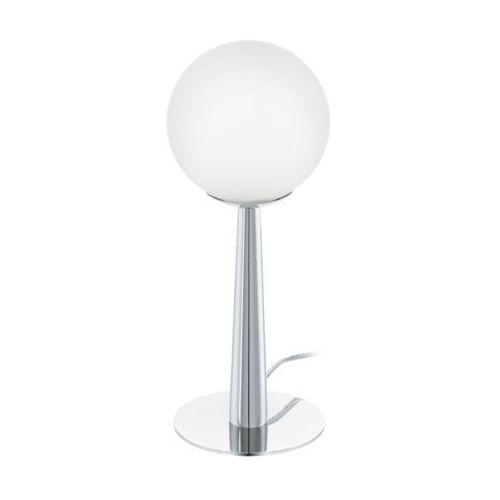 Eglo Lampa stołowa buccino 1 95778 oprawa 1x2,5w g9 chrom