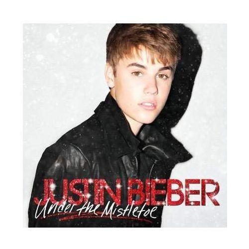 Universal music Justin bieber - under the mistletoe (deluxe) (0602527861234)