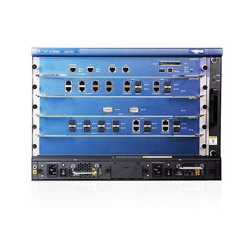 HP F5000 Firewall Standalone Chassis