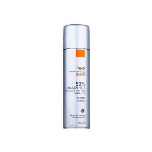 Volume Hair Plus Hair Make Up spray zwiększający objętość włosów cienkich i przerzedzonych w sprayu odcień Medium Blonde 250 ml