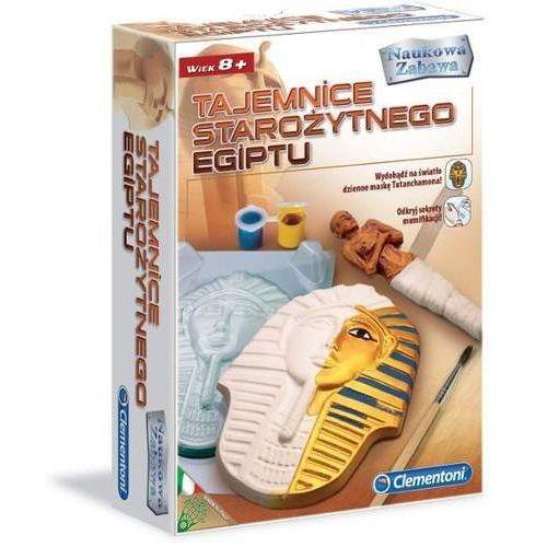 Naukowa zabawa. Tajeminice starożytnego Egiptu